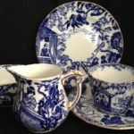 Royal Crown Derby Blue Mikado