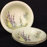 Crown Staffordshire-F13399